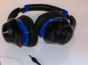 Denon UrbanRaver AH-D320 headset detachable cable