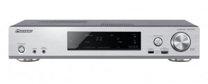 Pioneer VSX-S510 Slim Surround Receiver - Press picture courtesy of Pioneer