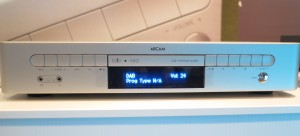 Arcam Solo Neo CD receiver