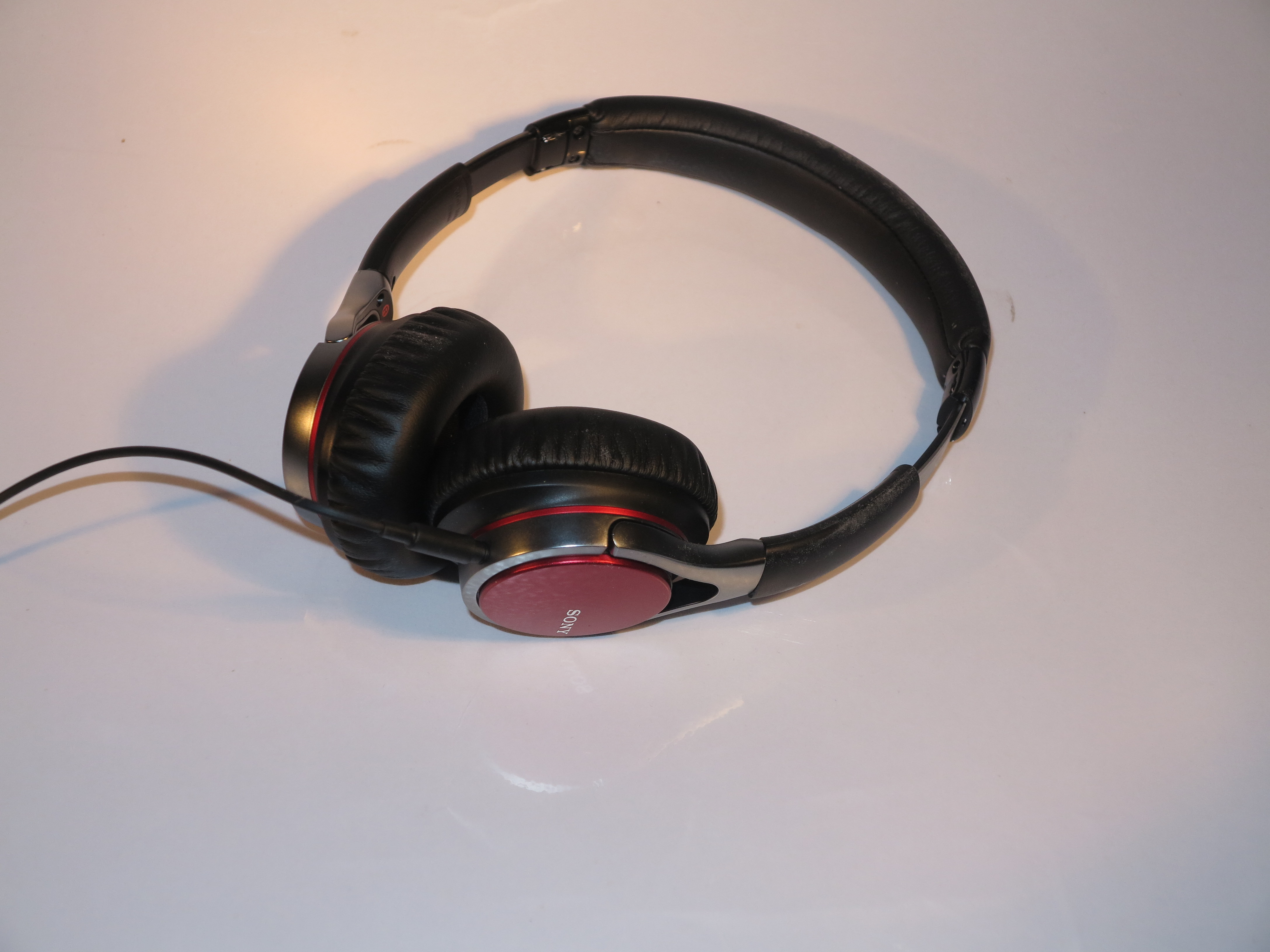 Product Review–Sony MDR-10RC Stereo Headset