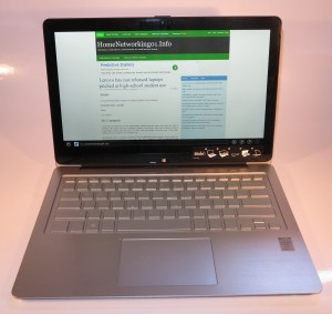 Sony VAIO Fit 13a convertible Ultrabook
