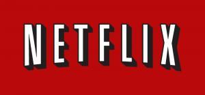 Netflix official logo - courtesy of Netflix