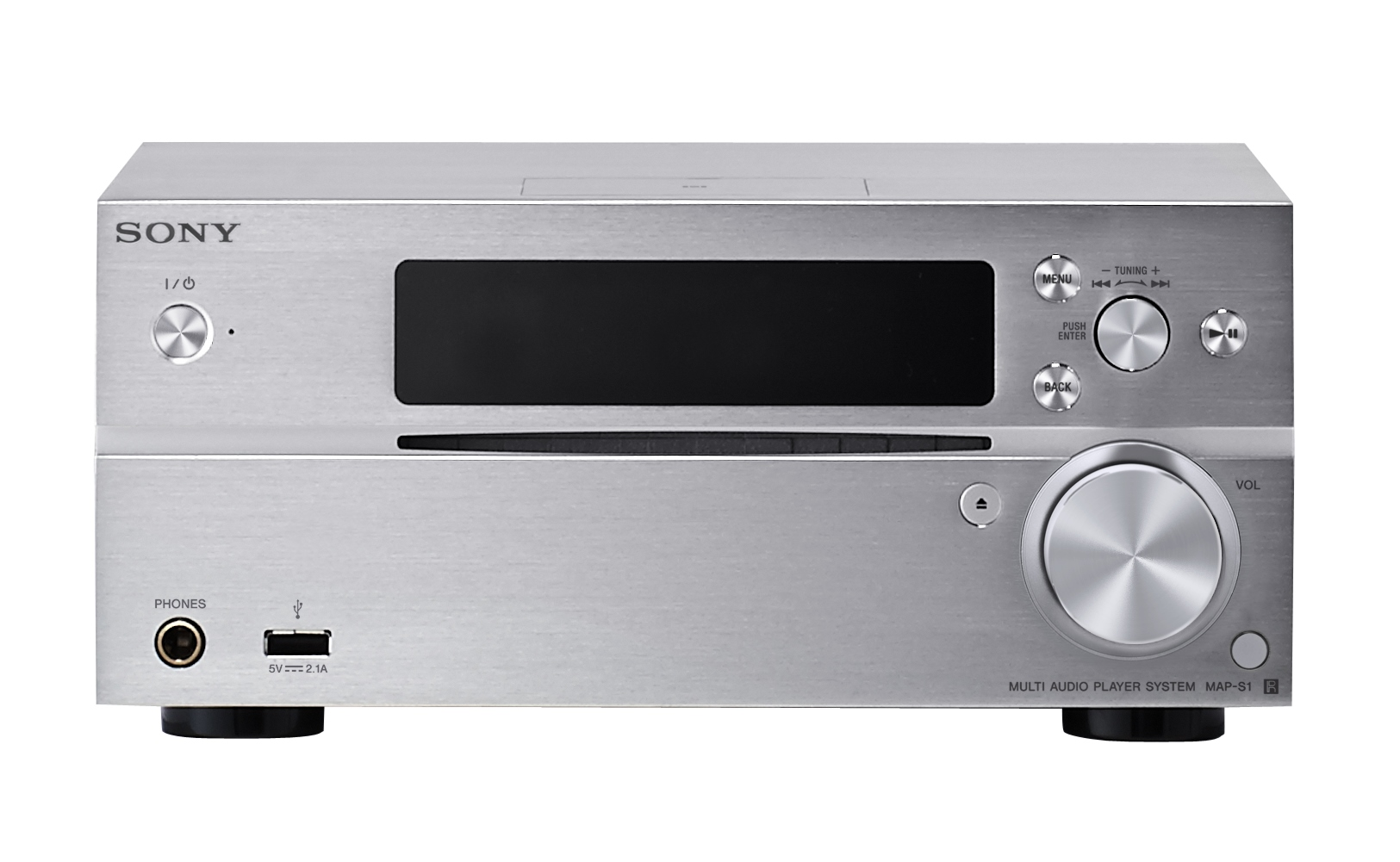 Sony enters the network CD receiver market as part of their new home AV lineup