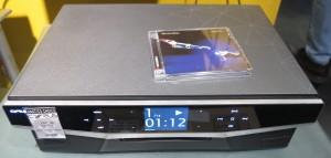 Cyrus Lyric 09 CD receiver