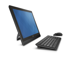 Dell Inspiron 20-3000 Adaptive All-In-One desktop tablet - Press image courtesy Dell Inc.