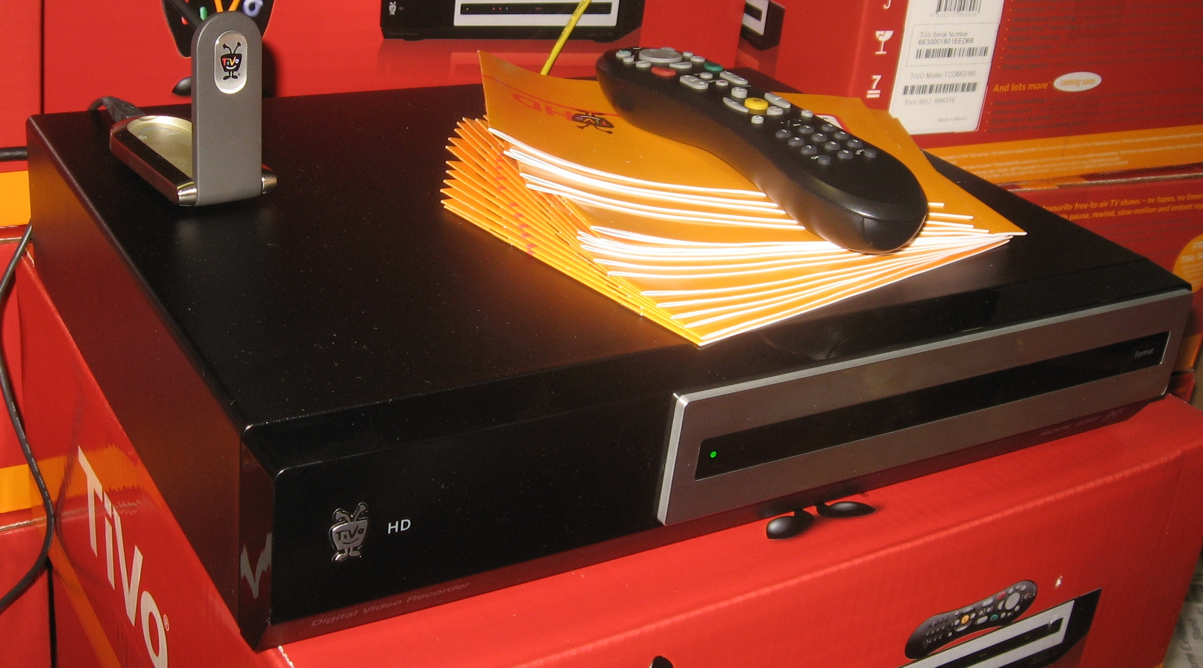 A network-attached storage could be the next PVR
