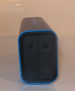 Braven 710 Bluetooth speaker control buttons