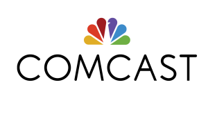 Comcast brand logo - courtesy Comcast