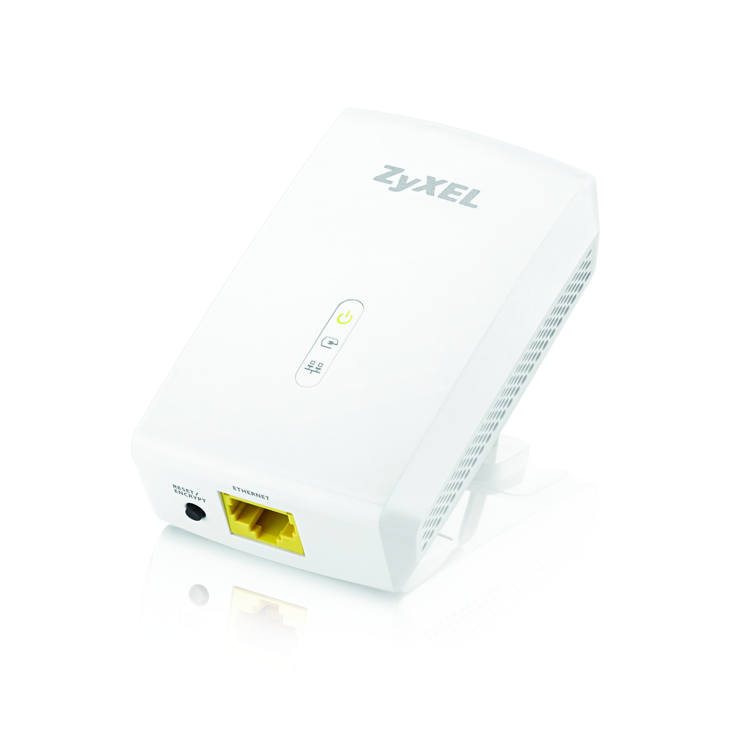 Zyxel PLA-5206 HomePlug AV2 Gigabit adaptor press image courtesy of Zyxel USA