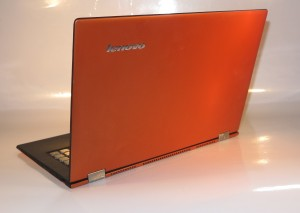 Lenovo Yoga 2 Pro convertible notebook rear view
