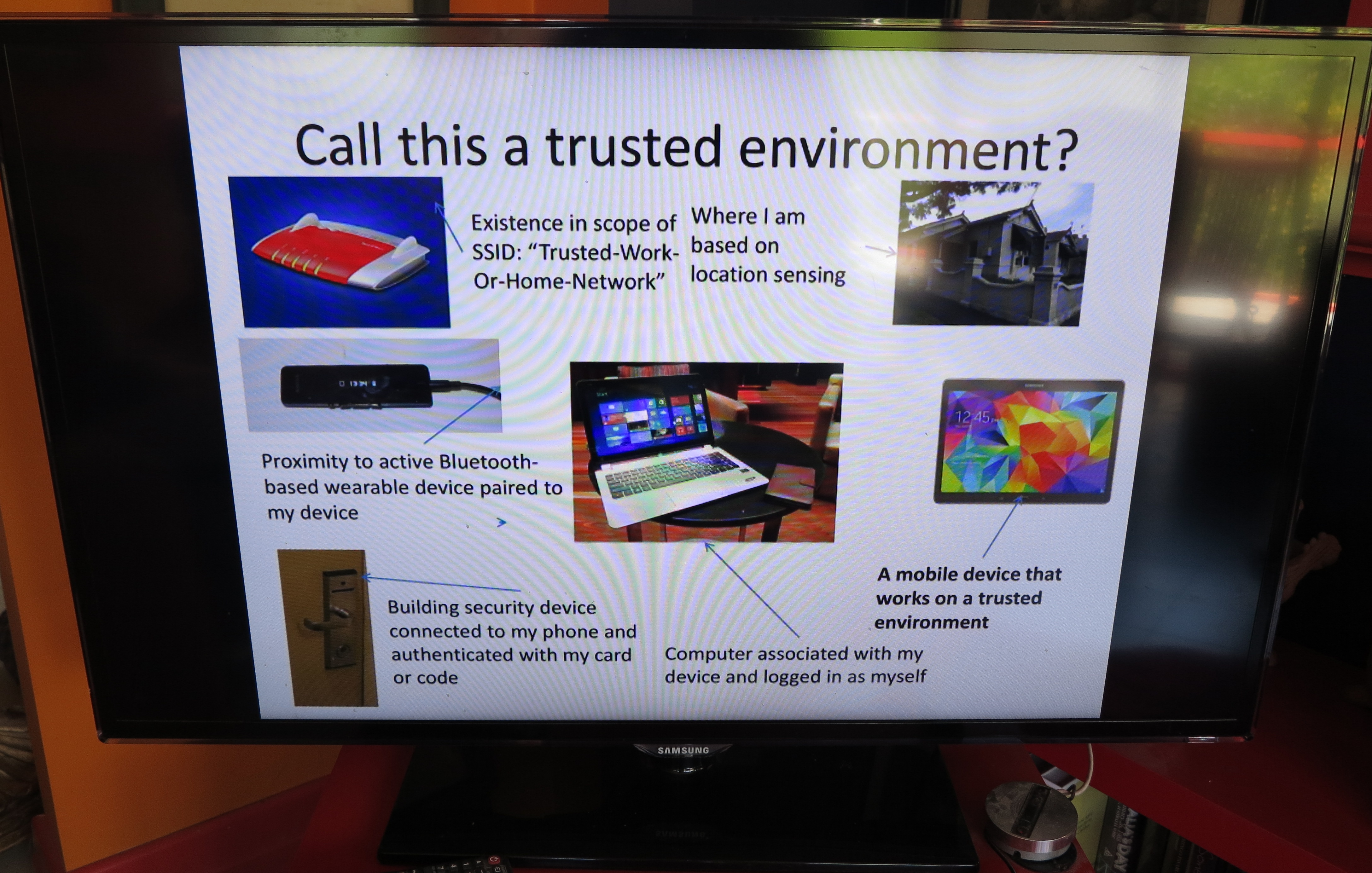 Creating your own electronic signage for your organisation