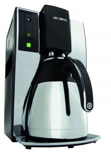 Mr. Coffee Smart 10-Cup Drip Filter Coffee Maker - press image courtesy of Belkin