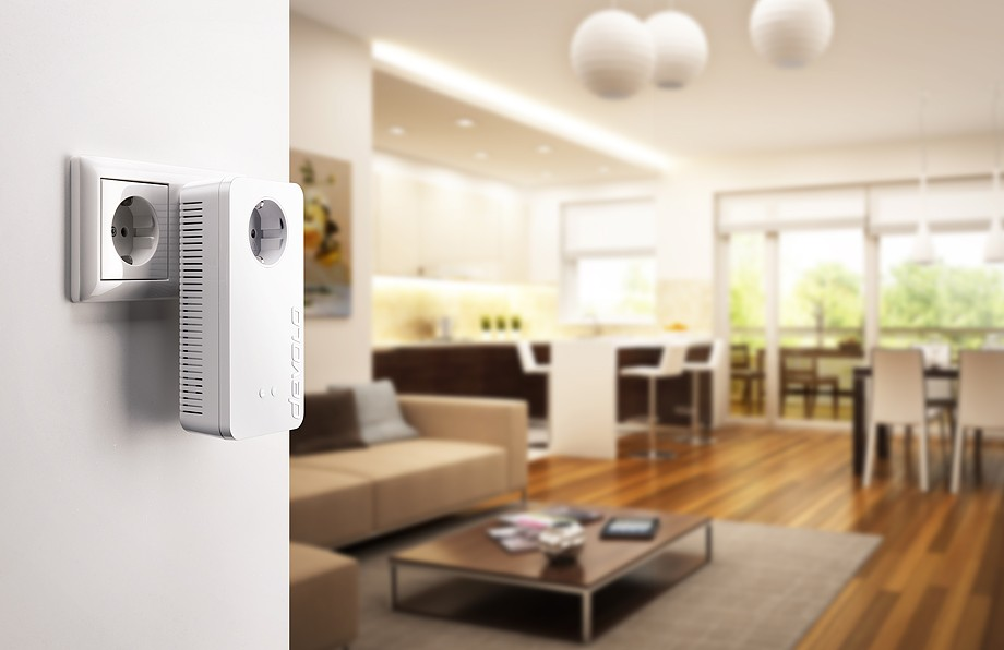 Devolo marries the latest HomePlug and Wi-FI standards in an access point