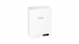 D-Link DHP701AV HomePlug AV2 MIMO adaptor press picture courtesy of D-Link America