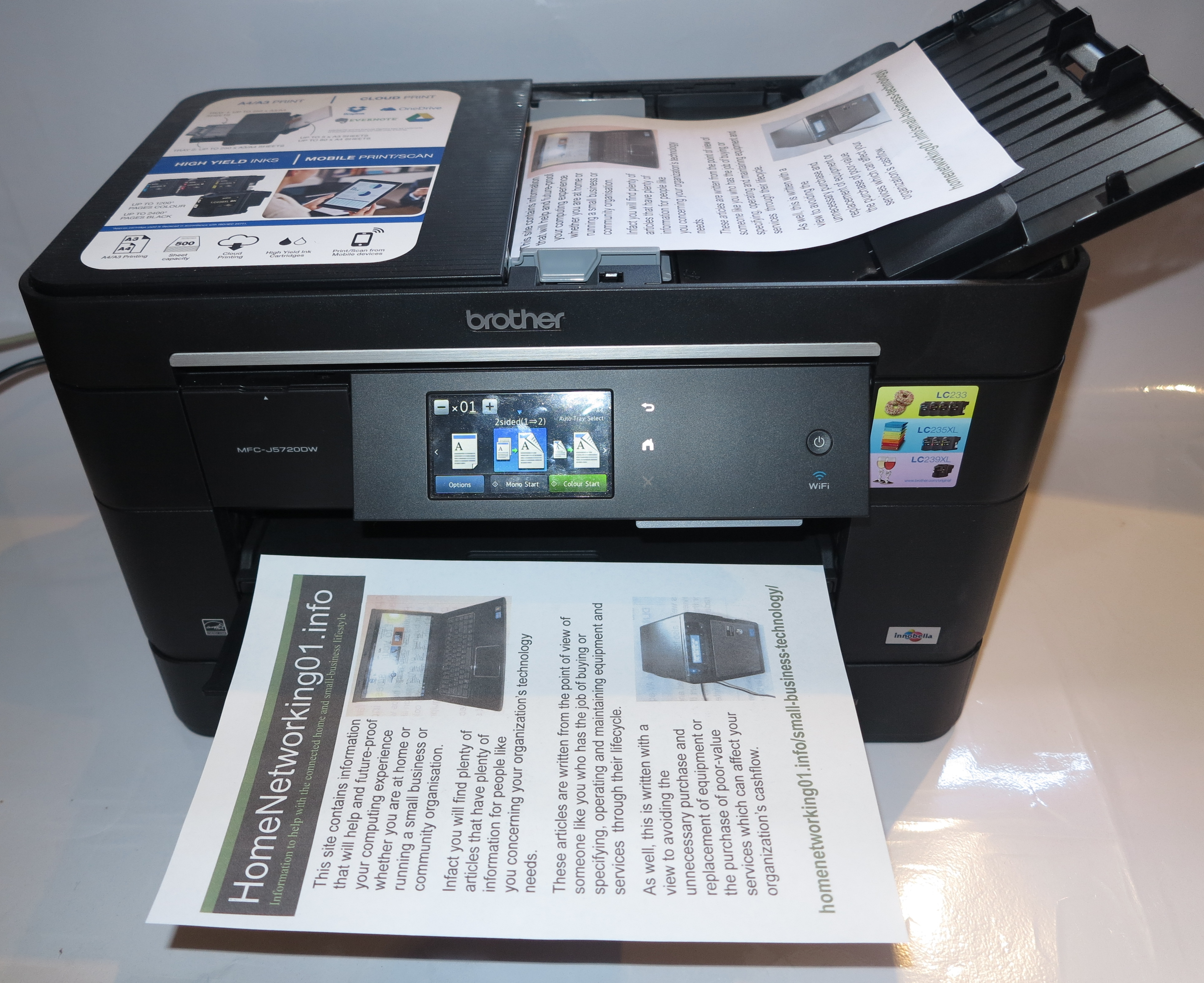 """Creating """"download-to-print"""" material for a distributed-printing campaign"""
