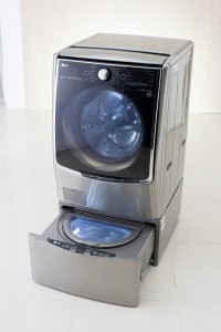 LG Twin Wash System press photo courtesy of LG America