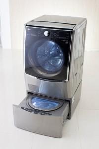 LG Twin Wash System press photo courtesy of LG America
