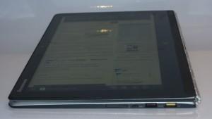 Lenovo Yoga 3 Pro convertible notebook - tablet mode