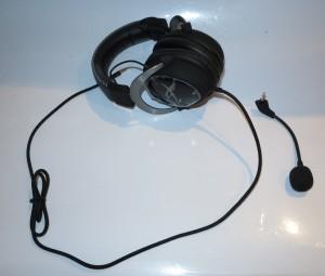 Kingston HyperX Cloud II gaming headset - boom removed