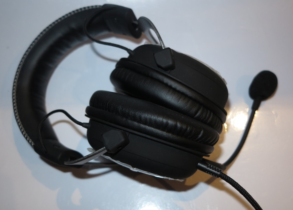 Kingston HyperX Cloud II gaming headset