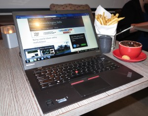 Lenovo ThinkPad X1 Carbon Ultrabook