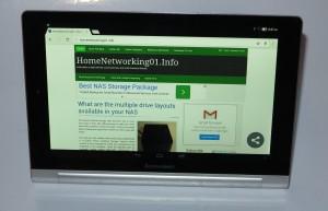 Lenovo Yoga Tablet 2 tablet
