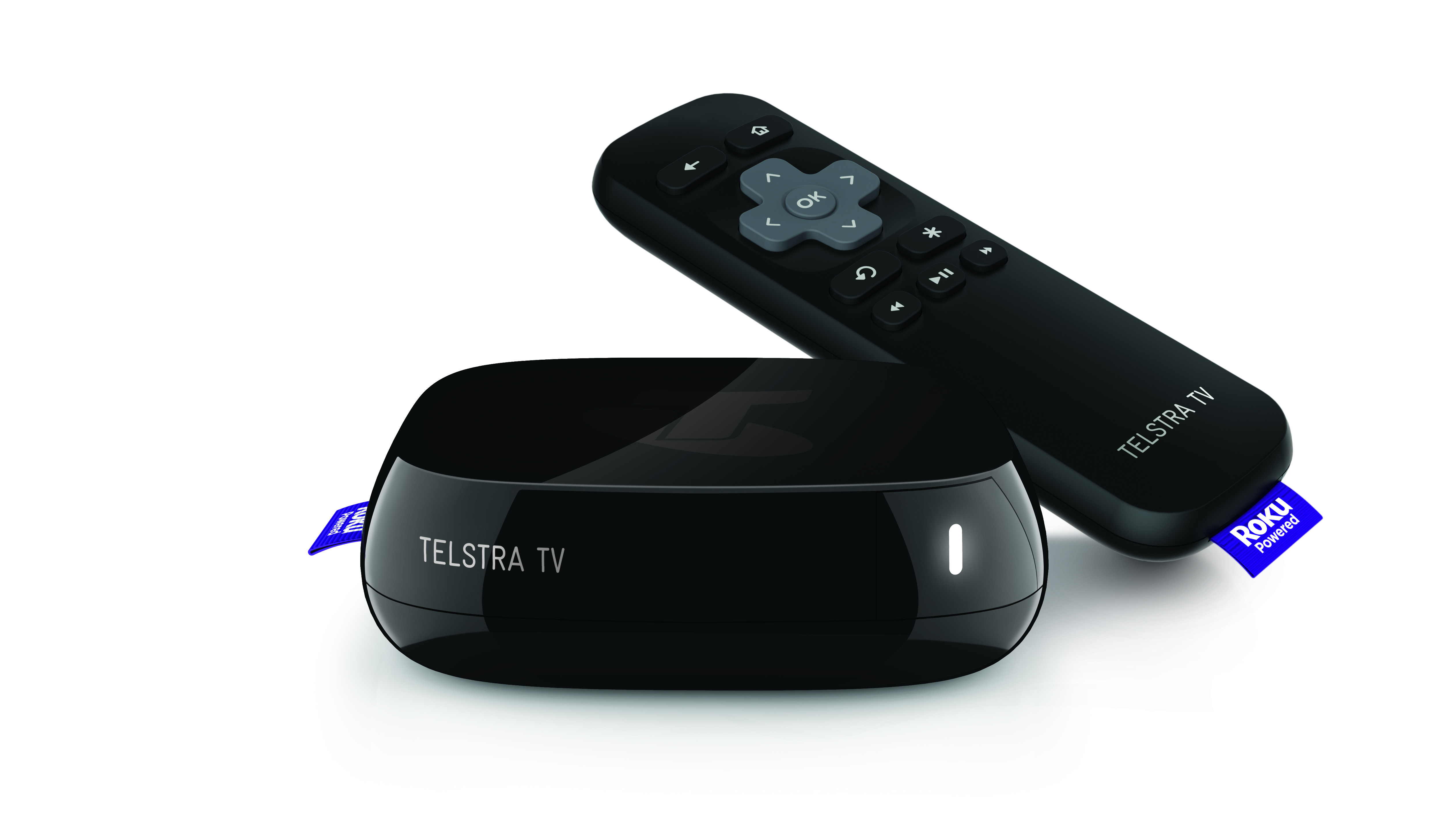 Telstra TV media player (provisional design) press picture courtesy of Telstra
