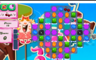 Candy Crush Saga gameplay on Windows 10
