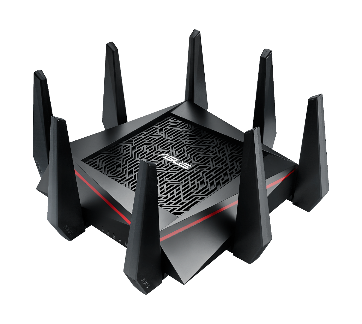 ASUS RT-AC5300 router press picture courtesy of ASUS