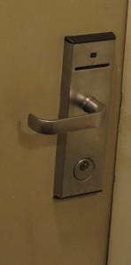 Vingcard Elsafe Classic hotel room lock