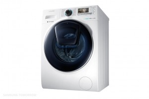 Samsung AddWash washing machine press picture courtesy of Samsung