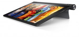 Lenovo Yoga Tablet 3 press image courtesy of Lenovo