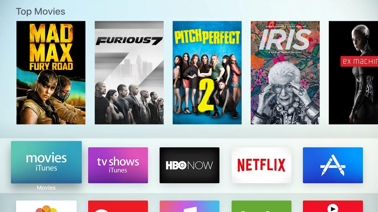 VOD content-search aggregation