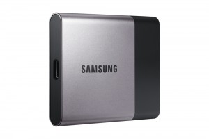 Samsung 2Tb solid-state external storage device press picture courtesy of Samsung USA
