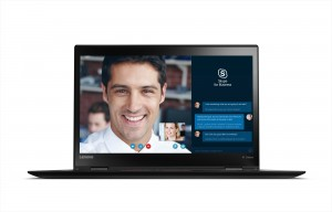 Lenovo ThinkPad X1 Carbon notebook (Skylake powered) press picture courtesy of Lenovo