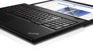 Lenovo ThinkPad T560 business notebook - press photo courtesy of Lenovo