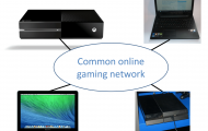 Microsoft makes a step to all-platform online gameplay