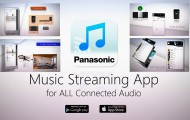 Advertising video: Panasonic's ALL Series speakers and stereos