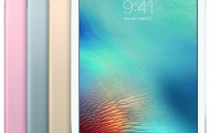 Apple iPad Pro 9.7 inch press picture courtesy of Apple