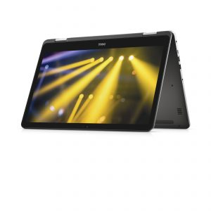 Dell Inspiron 17 (Model 7778 Starlord B) 17-inch Touch notebook computer.press image courtesy of Dell