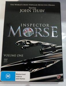 Inspector Morse DVD box set