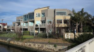 Apartment block in Elwood