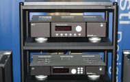 Bricasti M12 Dual Mono Source Controller