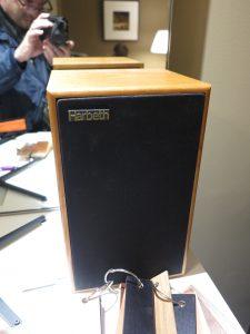 Harbeth speaker