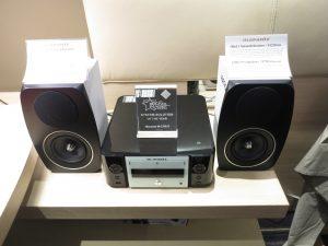 Marantz CR-611 network CD receiver