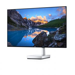 "Dell S2718D 27"" slimline monitor press image courtesy of Dell"