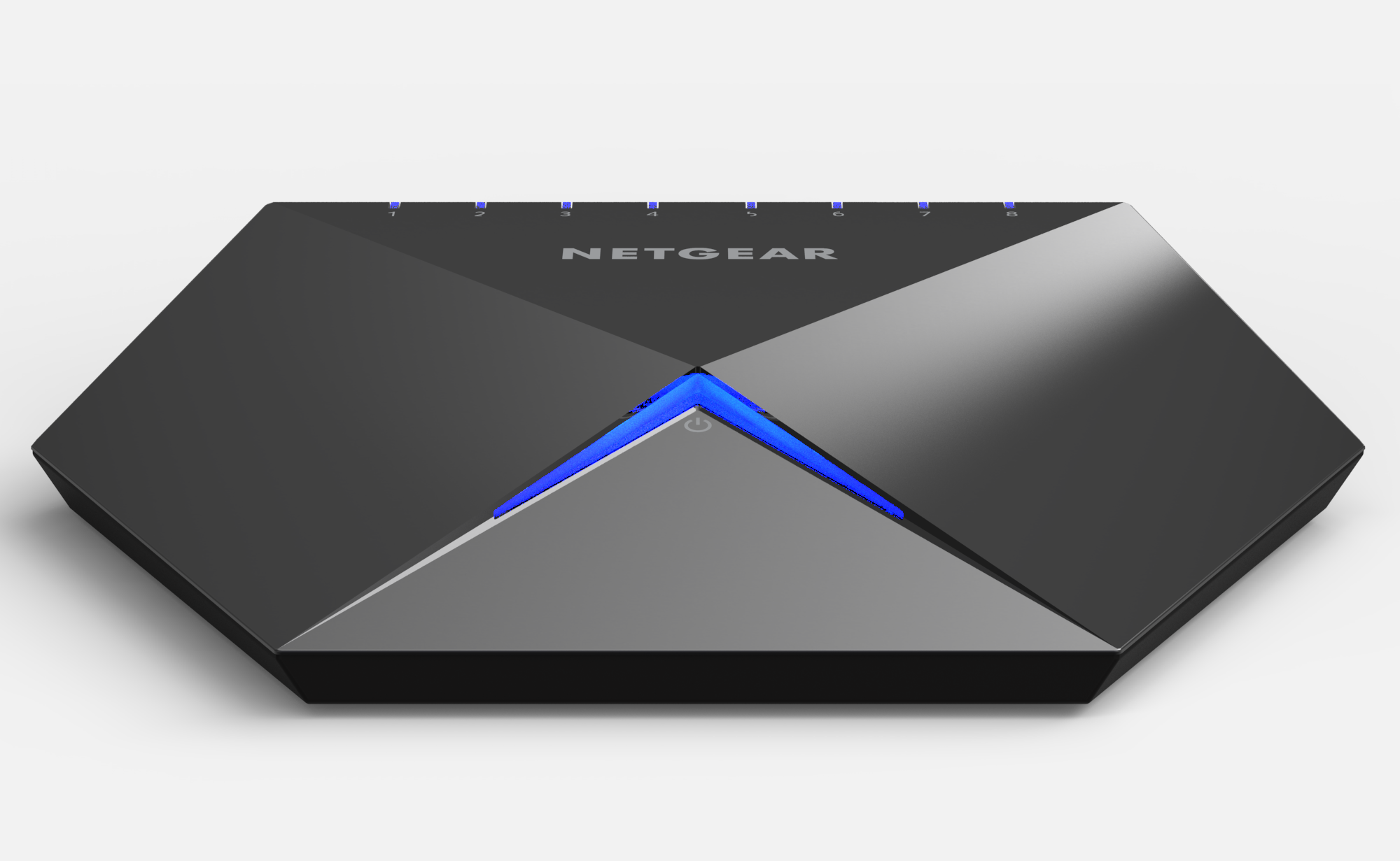 NETGEAR Nighthawk S8000 Gaming And Media Switch press picture courtesy of NETGEAR