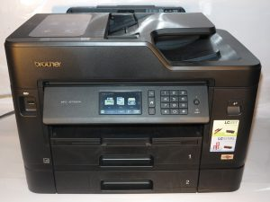 Brother MFC-J5730DW multifunction inkjet printer