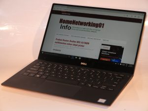 Dell XPS 13 Kaby Lake Ultrabook