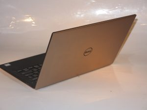 Dell XPS 13 Kaby Lake Ultrabook rear view